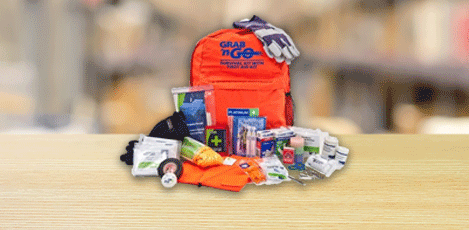 Civil Defence Kits
